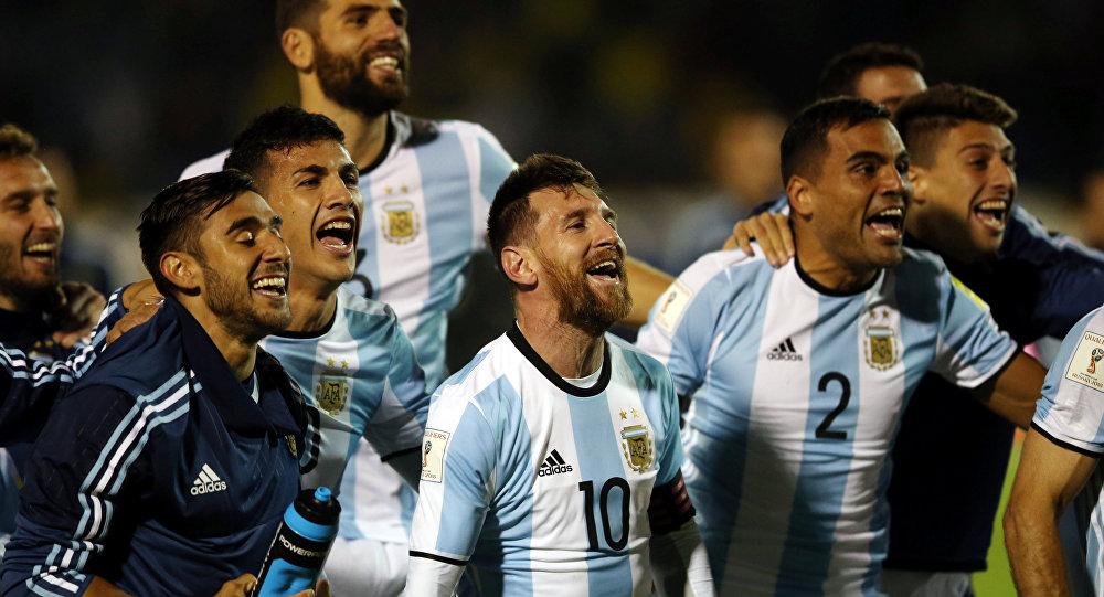 صورة موعد مباراة الأرجنتين والعراق والقنوات الناقلة