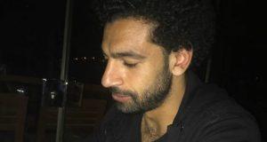 هكذا ظهر محمد صلاح في مطعم مصري