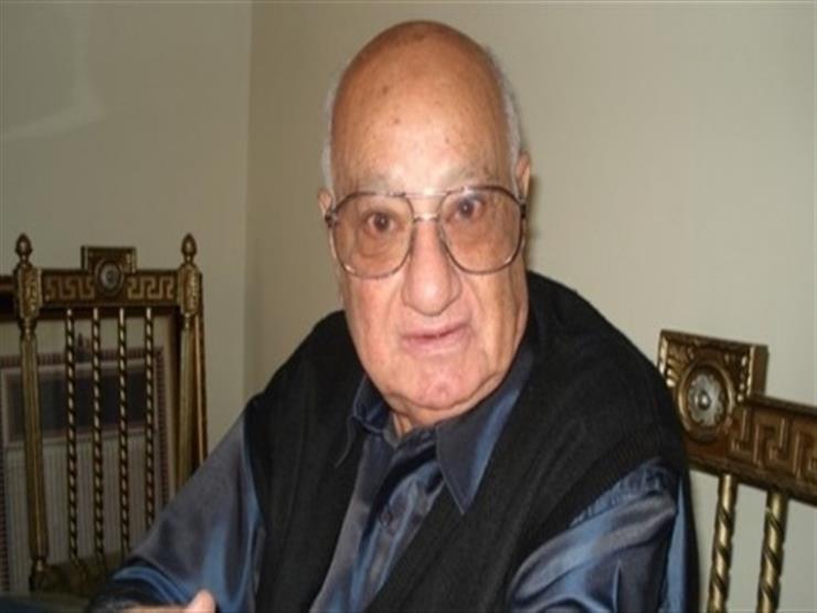 صورة وفاة الإذاعي الكبير أحمد سعيد