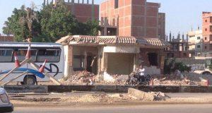 شن حملات إزالة علي 8 مراكز بمحافظة الشرقية