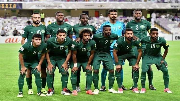 موعد مباراة السعودية وأرجواي والقنوات الناقلة وترددها