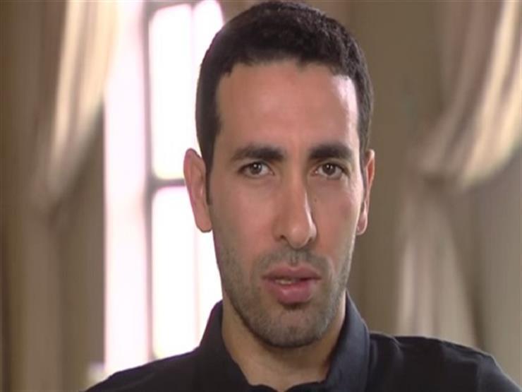 أبو تريكة يرد على صورة المشجع الإسرائيلي