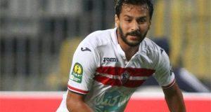 أحمد رفعت يكشف سر انعزاله عن لاعبي الزمالك