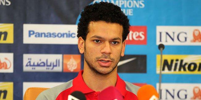 صورة أحمد عبد المقصود لاعب الريان الذي ينتظر الأهلي ويتمنى الانتقال له