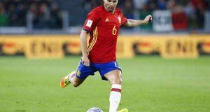 أندرياس إنييستا يعلن اعتزاله اللعب دوليًا