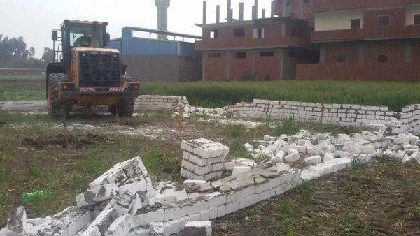 صورة نائبة الشرقية تكشف أسباب تراجع البناء على الأراضي الزراعية