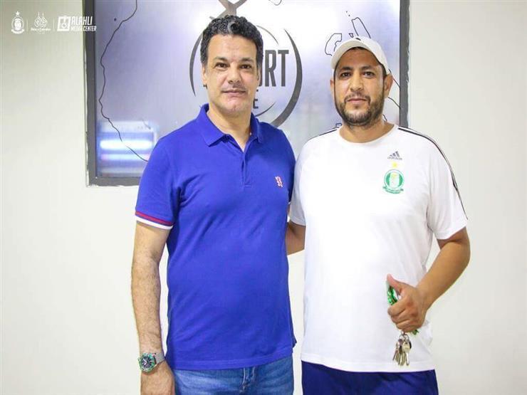 صورة إيهاب جلال: 4 لاعبين من الأهلي يرحبون بالانضمام لأهلي طرابلس