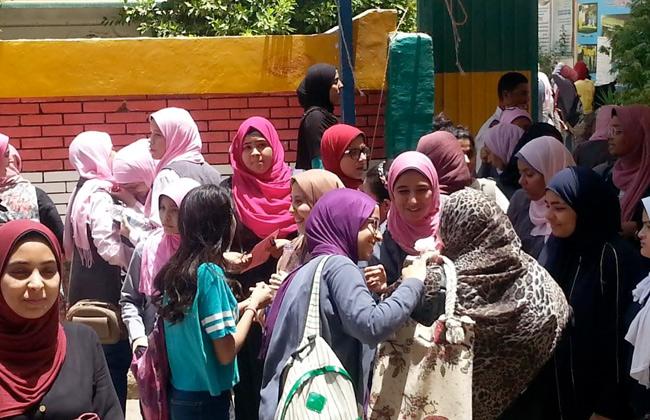 صورة التعليم: 4 طلاب أوائل للثانوية العامة من محافظة الشرقية