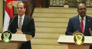 السيسي عن الروابط بين مصر والسودان