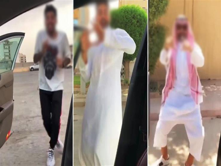صورة القبض على 3 أشخاص بسبب تحدي كيكي في الإمارات