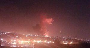 المتحدث العسكري يكشف سبب انفجار محيط مطار القاهرة
