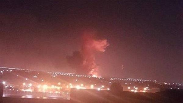 صورة المتحدث العسكري يكشف سبب انفجار محيط مطار القاهرة