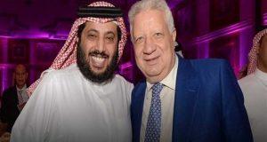تركي آل الشيخ تراجع عن دفع مقدم طارق حامد