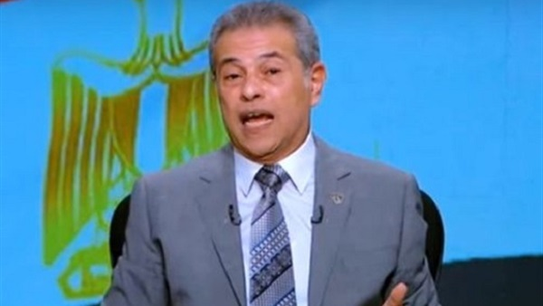 صورة توفيق عكاشة: أعلن الحداد في 28 يناير المقبل