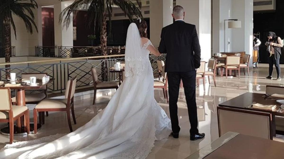 حفل زفاف معز مسعود وشيري عادل