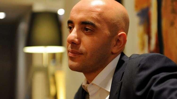صورة رضوان فايد صاحب الأصل الجزائري الذي حير الشرطة الفرنسية وهرب من السجن بطائرة