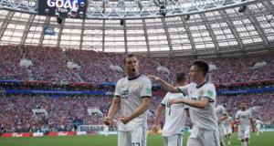 روسيا تفوز على إسبانيا بركلات الجزاء