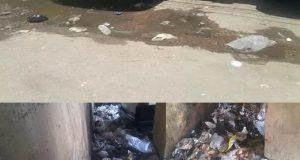 شكوى أهالي أبوكبير من القمامة والصرف الصحي