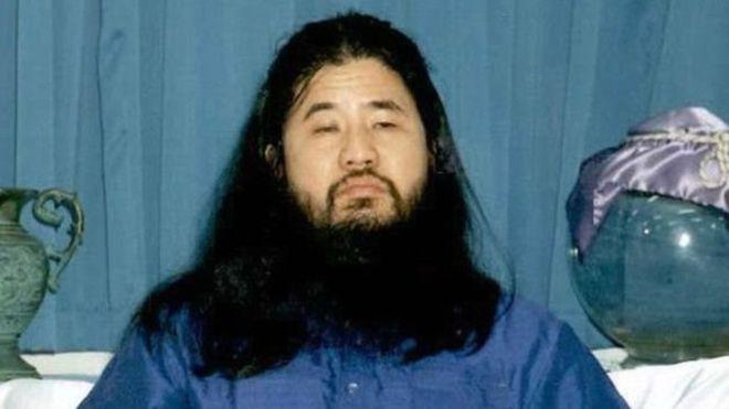 طائفة أوم شينريكيو التي أعدم زعيمها في اليابان