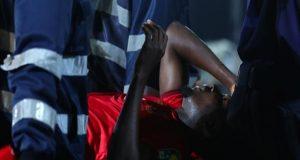 طبيب الأهلي يكشف حجم إصابة أجاي