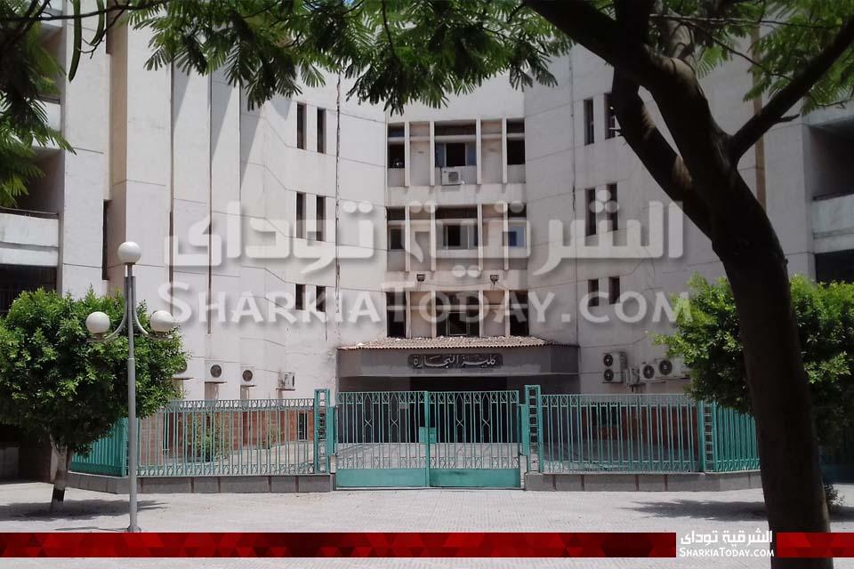 كلية التجارة جامعة الزقازيق