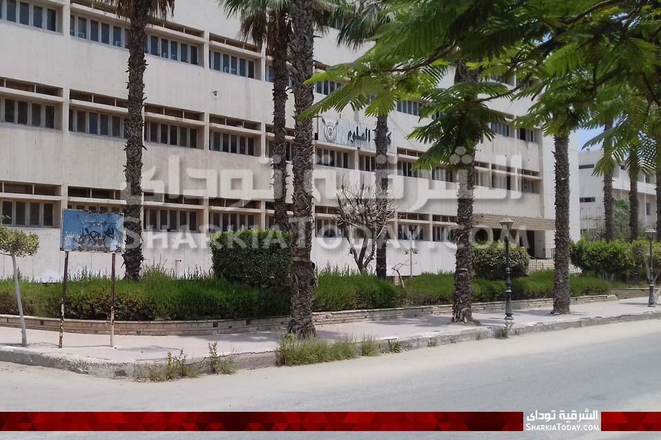 كلية العلوم جامعة الزقازيق وأقسامها