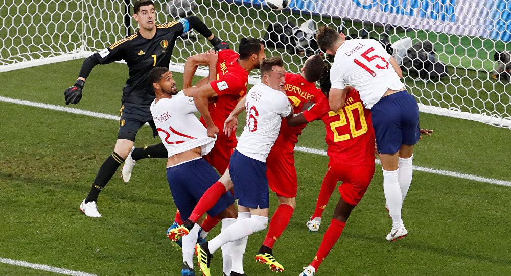 صورة بث مباشر .. مباراة إنجلترا وبلجيكا لتحديد المركز الثالث في كأس العالم 2018