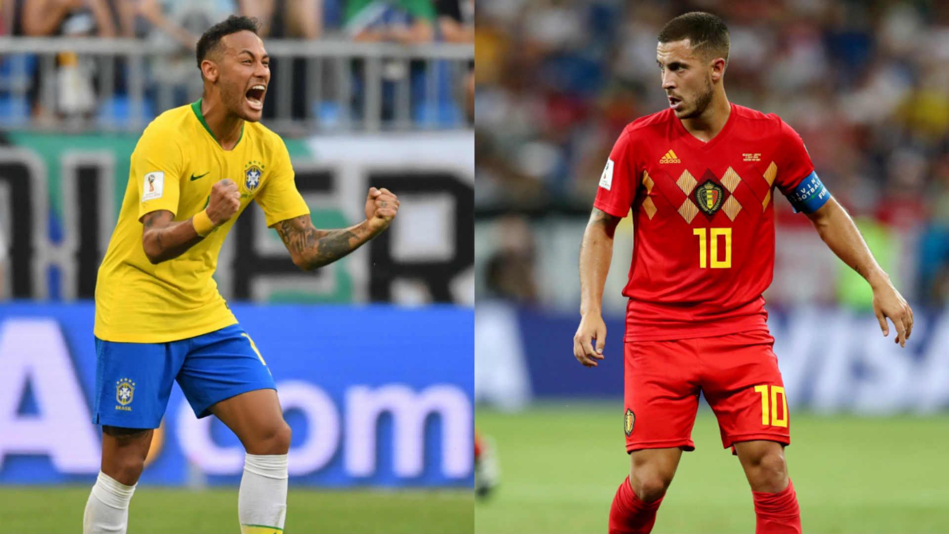 مباريات غداً الجمعة في ربع نهائي كأس العالم
