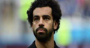 محمد صلاح فى حفل أفضل لاعب فى أوروبا