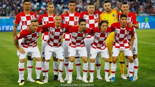 صورة ضربة موجعة لمنتخب كرواتيا قبل مباراة غداً أمام إنجلترا في نصف نهائي كأس العالم 2018
