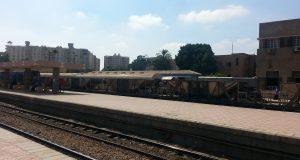 مواعيد قطارات القاهرة أبو حماد 2018