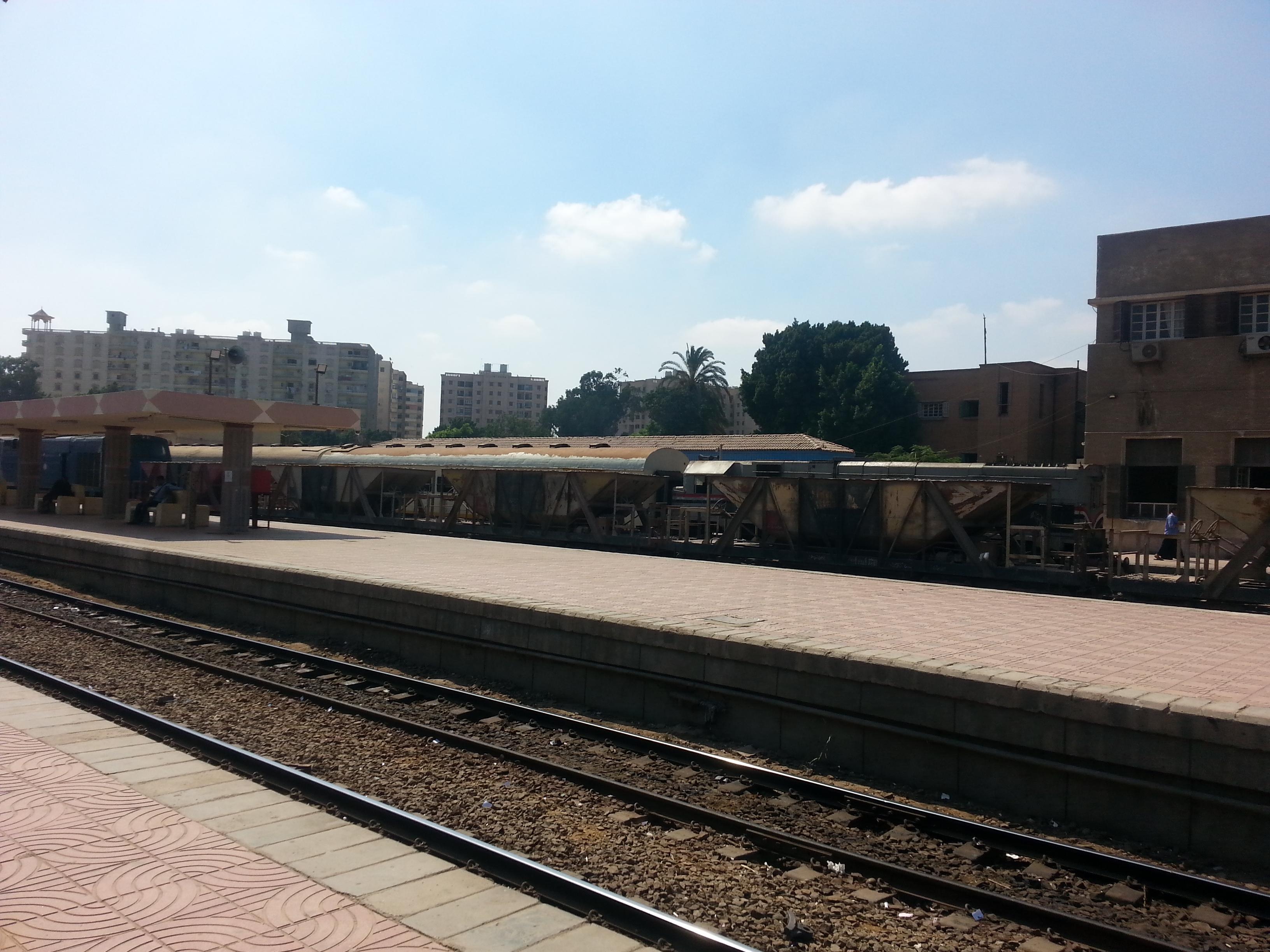 صورة مواعيد قطارات القاهرة أبو حماد 2018