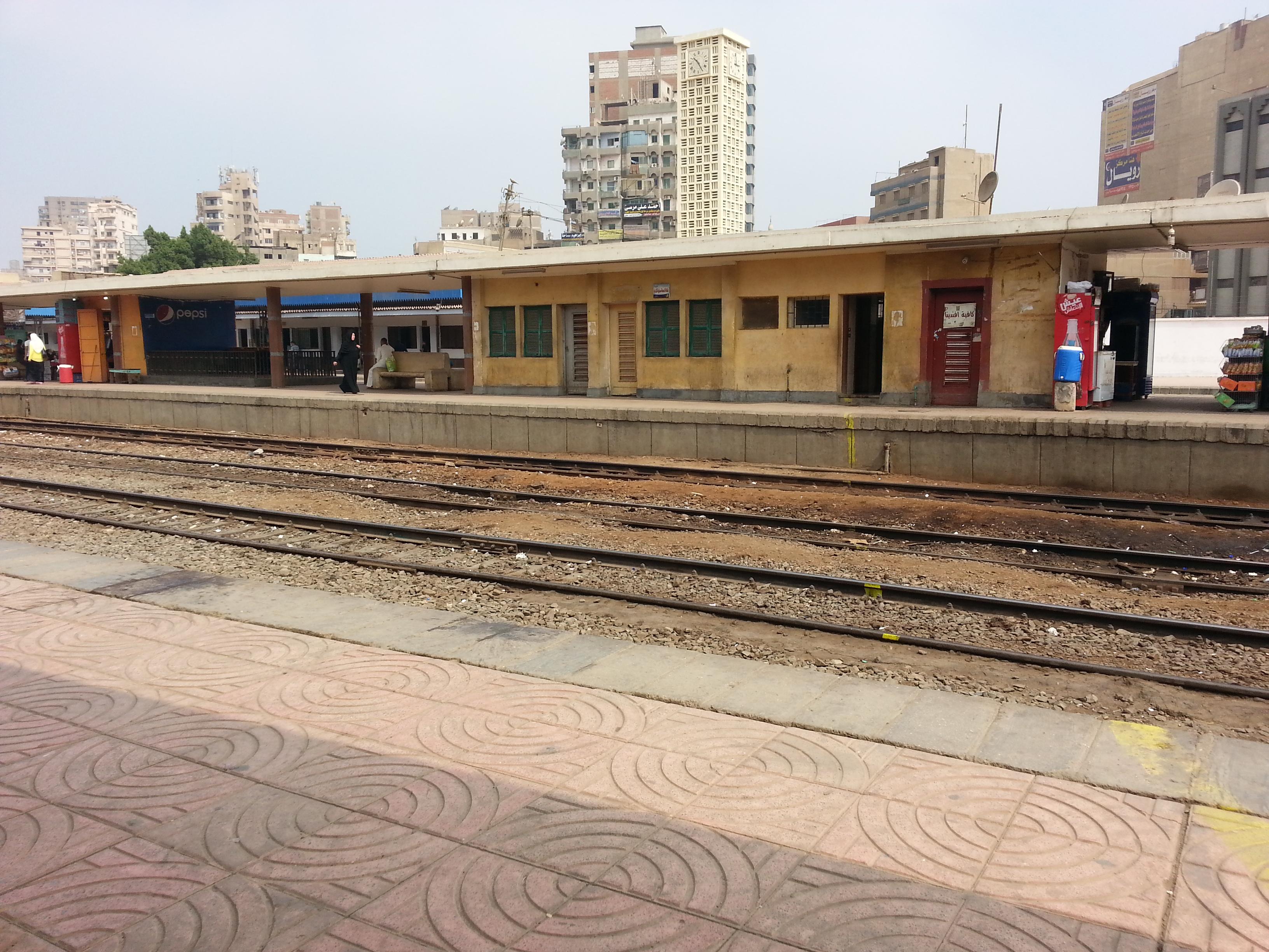 صورة مواعيد قطارات القاهرة بورسعيد 2018