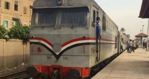 السكة الحديد تشرح سبب تأخر القطارات