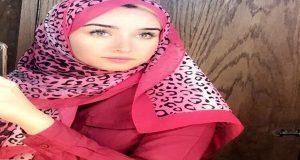 هنا الزاهد عن ارتدائها الحجاب في أيوب