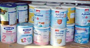 وزارة الصحة بالشرقية توفر 10ألاف عبوة لبن مدعم