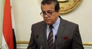 وزير التعليم العالي يعلق على حضور السيسي مؤتمر الشباب