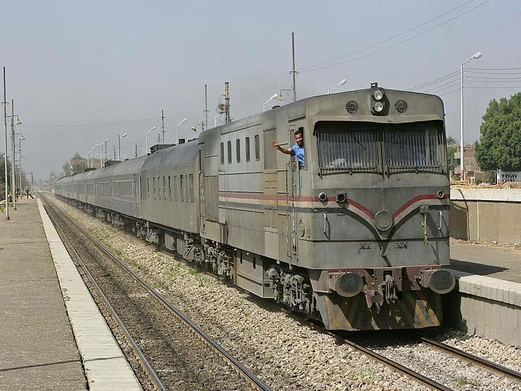 صورة الصحة: إصابة 12 مواطنا في حادث قطار المنوفية