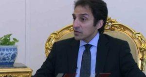 الرئاسة عن مقاطعة قطر