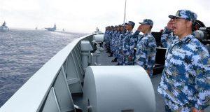الصين تستعد لشن ضربة عسكرية ضد أمريكا