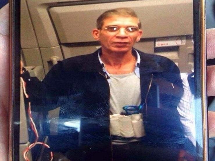 صورة قرار من النائب العام بشأن خاطف الطائرة المصرية بقبرص