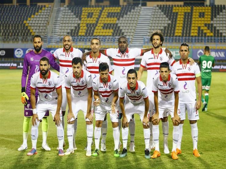 بث مباشر مباراة الزمالك والقادسية الكويتي في البطولة العربية