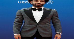 ترتيب مخمد صلاح في قائمة أفضل لاعبي أوروبا