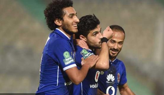 صورة تردد القناة المجانية الناقلة ومعلق مباراة الأهلي والنجمة اللبناني