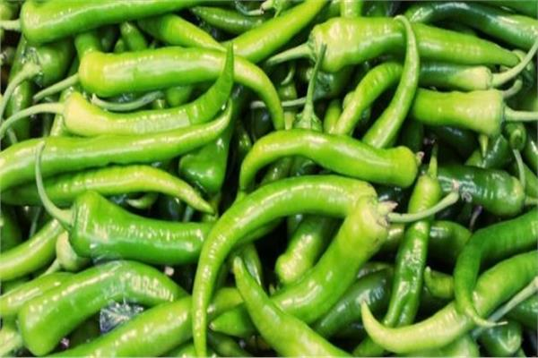 صورة تعرف على فوائد الفلفل الأخضر الحار