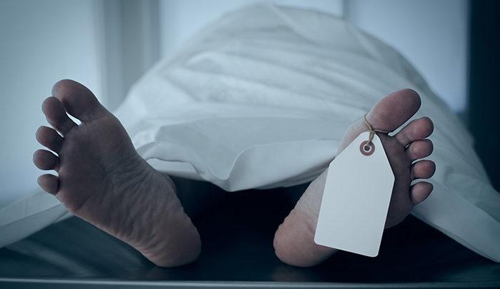 العثور على جثة شاب بجوار مستشفى خاص بفاقوس