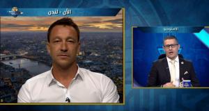 جون تيري عن أصعب لاعب مصري