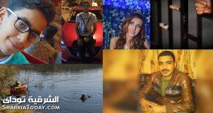 مصرع أسرة كاملة وشنق سيدة وذبح شاب في حوادث الشرقية