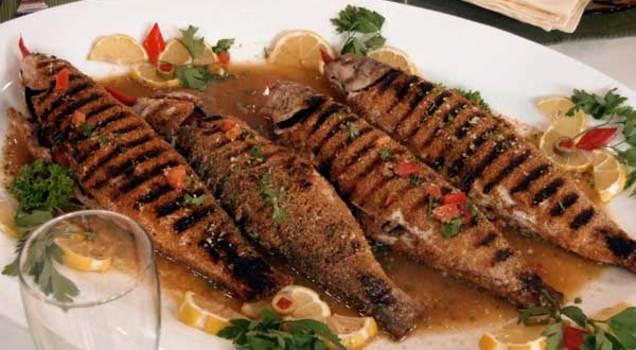 فوائد السمك المشوي للمرضى