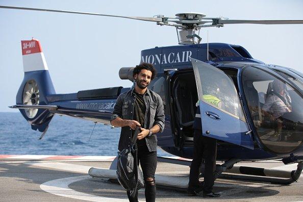 صورة فيفا يعلن فوز محمد صلاح بجائزة أفضل لاعب بأوروبا فى الاستفتاء الجماهيري